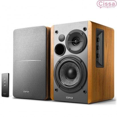 [Cissa Magazine] Caixa de Som Edifier 2.0 Bivolt 42W R1280T - R$ 474,99