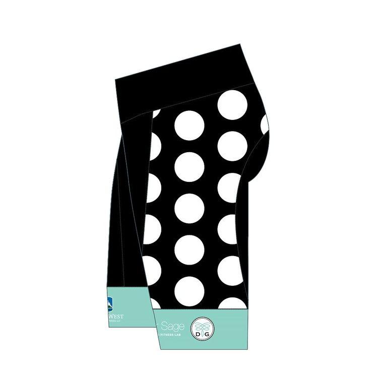 Team Bike Like A Girl Dots Tri-Shorts