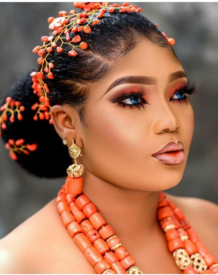 30++ Traditional marriage hairstyle in nigeria inspirations