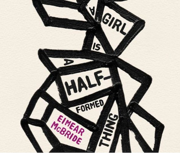 A Girl Is a Half-formed Thing by Eimar McBride (also reviewed at http://bookgagabooks.ca/2014/08/13/a-girl-is-a-half-formed-thing-by-eimear-mcbride/) ... reads well with ... The Pond by Claire-Louise Bennett