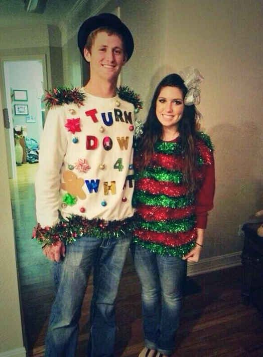 Anyone who has ever gone to an ugly Christmas sweater party: | 36 White People Who Need To Be Stopped