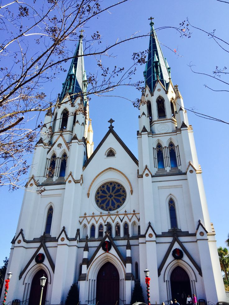 St. John Church - Savannah, GA.