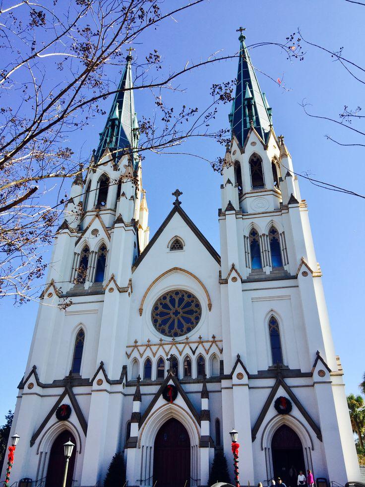 St. John Church - Savannah, GA.
