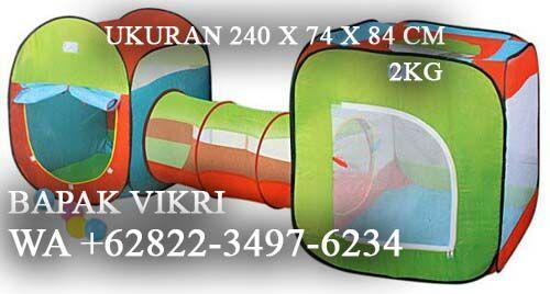WA +62822-3497-6234, Tenda Anak Segi Empat Yogyakarta, Tenda Anak Segitiga Yogyakarta