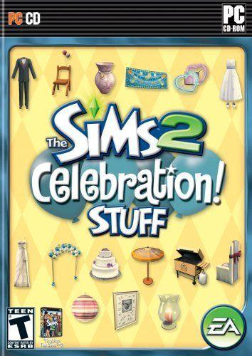 The Sims 2: Celebration Stuff - PC by Electronic Arts