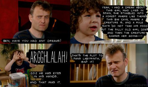 Outnumbered - Ben's Dreams. - outnumbered Fan Art