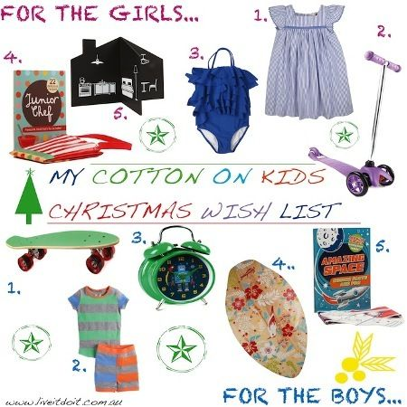 Head over and vote for my blogger edit to win $500 !!!!  Cotton On Kids Christmas Blogger Edit