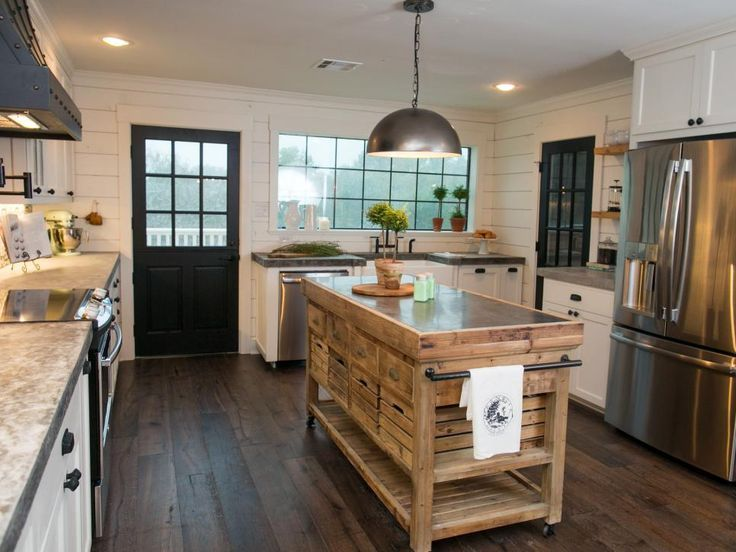 Fixer Upper Kitchen - Before & Afters - House of Hargrove