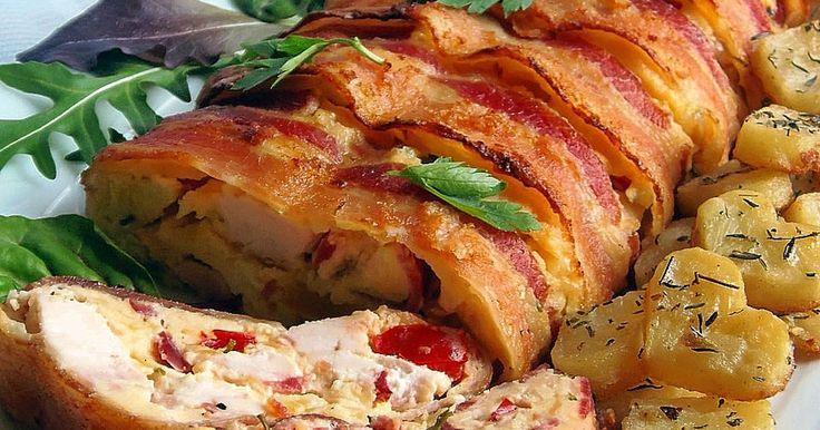 Régóta tervben volt már ennek az őzgerinces csirkecsodának az elkészítése. Sok helyen, sokféle formában, őzgerince...