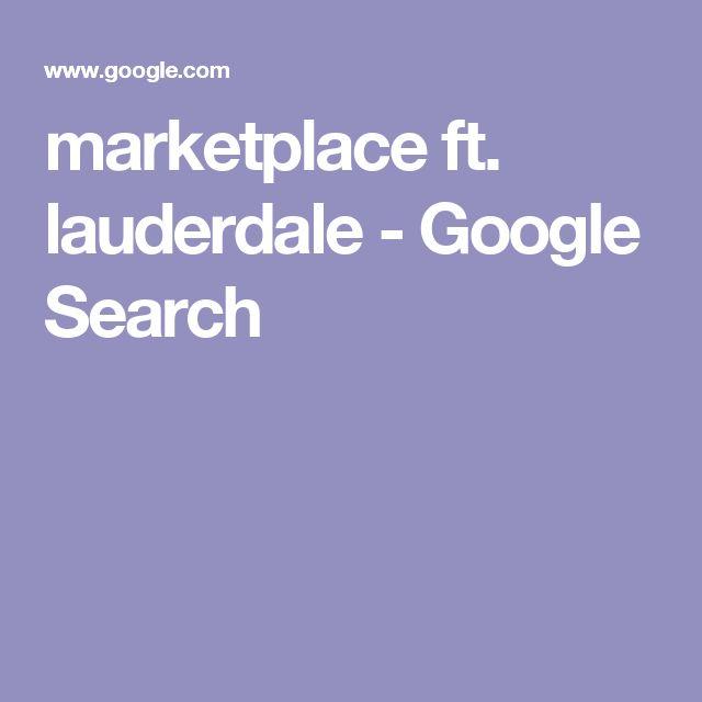 marketplace ft. lauderdale - Google Search
