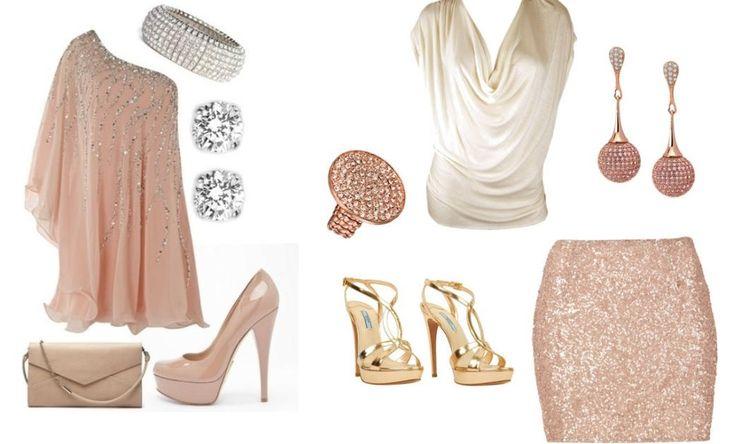 TheUnrealReal: Outfit per il capodanno 2015!