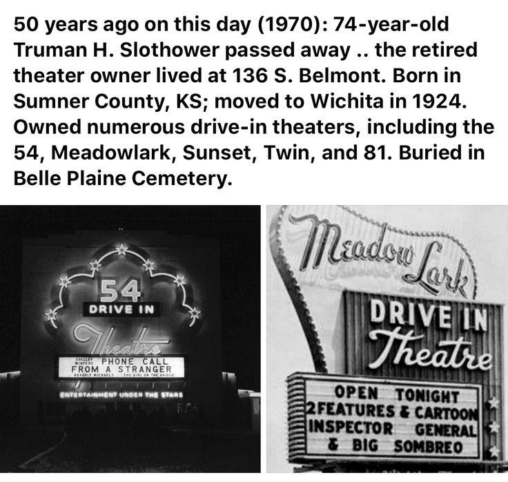 Drivein movie theaters wichita ks in 2020 drive in