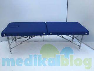 Hızlı Medikal: Yüksekliği Ayarlanabilir Masaj Masası