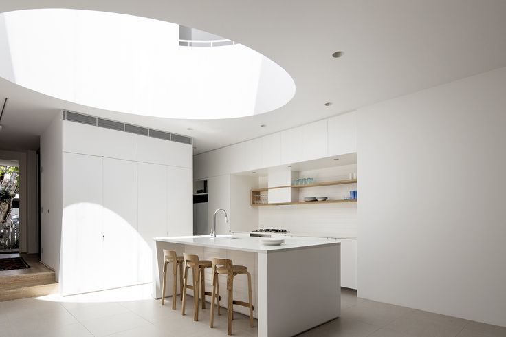 House C3 | Campbell Architecture #kitchen