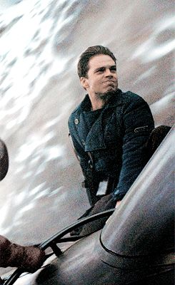 """Bucky's all like """"What have I gotten myself into. Steve I'm going to kill you when we're done because I don't like this at all! Why did you make me come? Oh yeah, I chose to. Alright, Bucky, let's go. You can do it. For Steve."""""""