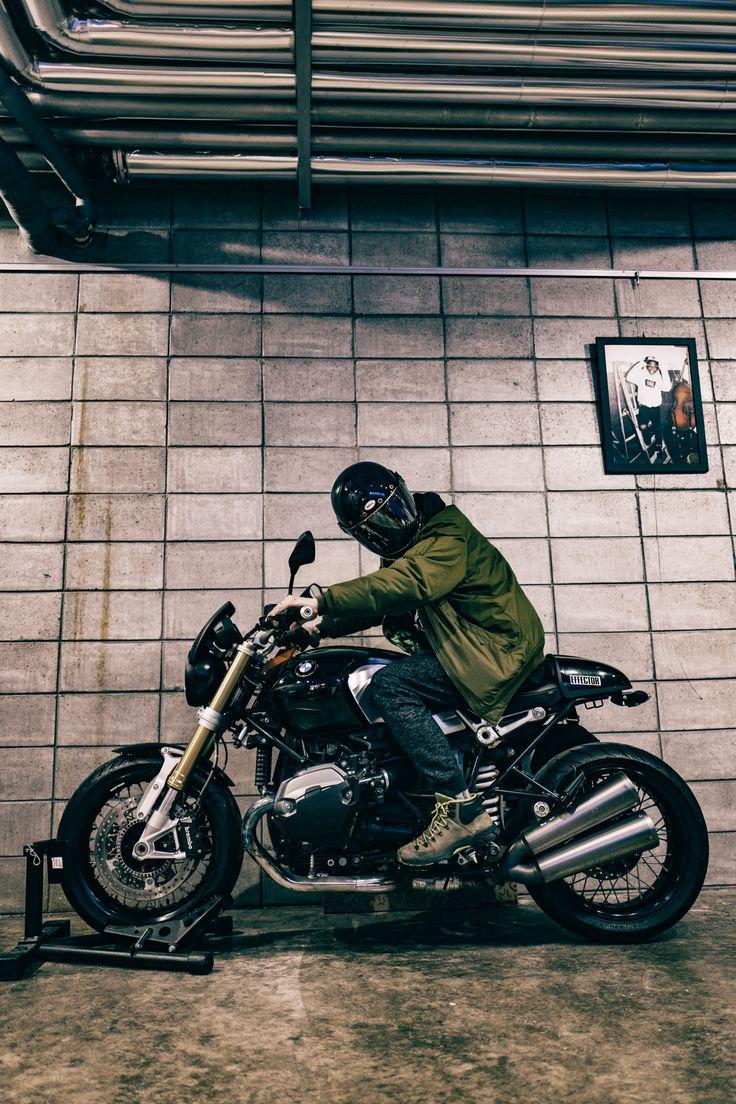 Bmw r90t Bike