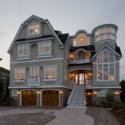 Beach House Exterior Design