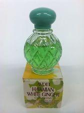 Vintage Hawaiian White Ginger - .5 oz -