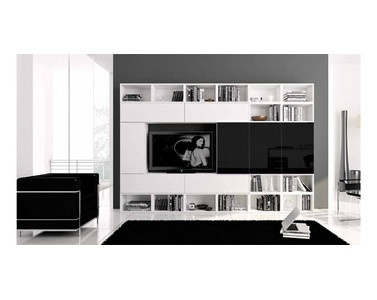 Mueble minimal para la TV