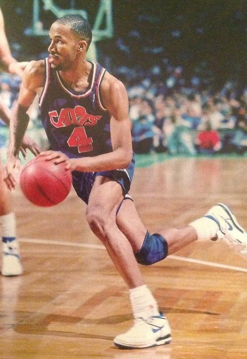 Ron Harper - Cleveland Cavaliers