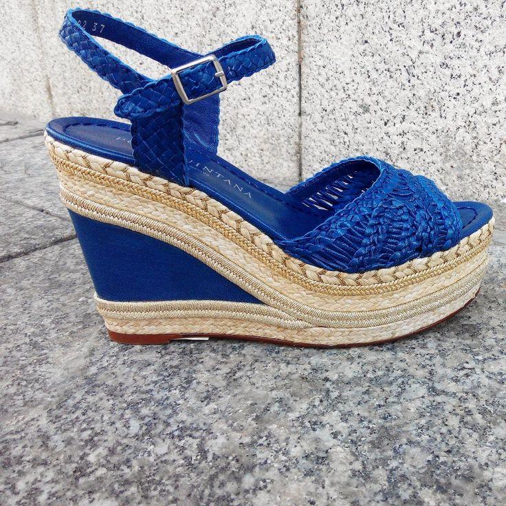 #primavera2015 #verano2015 #summer2015 #sandalias #zapatos #heels #cuñas #sandals #summertime #fashion #blogger #shopping #dress #vestidos #bodas
