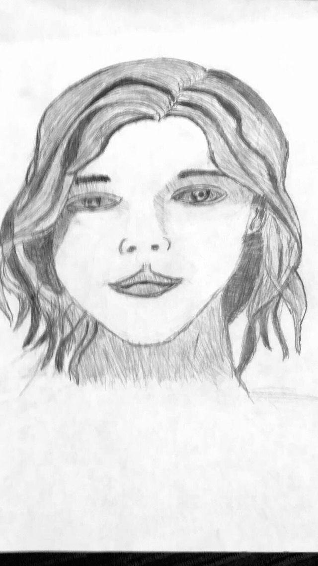 Valerie, Lead Pencil, 8x10