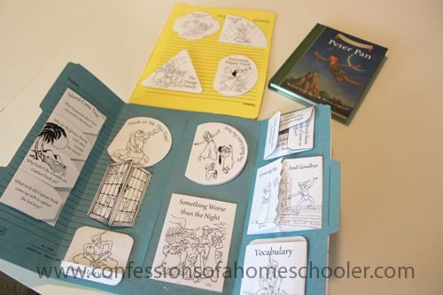 I have a fun Literature Unit Study and Lapbook for you today it's the imaginative classic Peter Pan unit study. Hope you enjoy!   Story Summary: The Darling's were a normal, happy English family, until the arrival of a certain boy. Peter Pan ran away from home because he didn't want to grow up, and…Read More