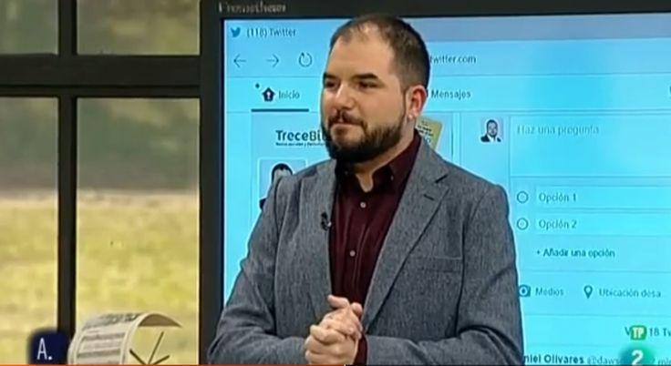 """Consejos sobre LinkedIn en """"A punto con La 2"""""""