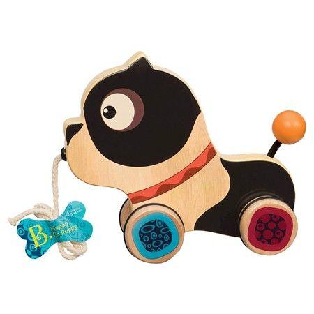 B. Happy Go Puppy : Target