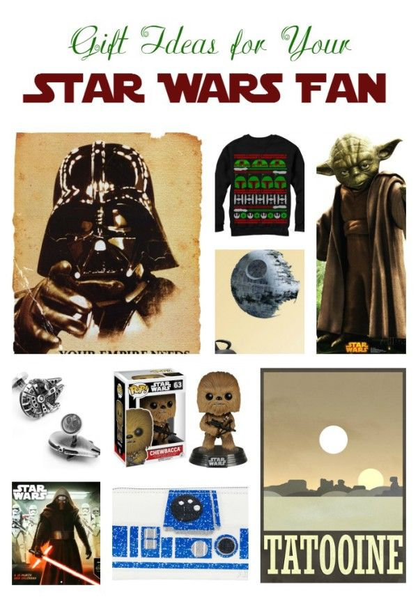 """Inset: CREDIT: Anthony Harvey/REX/Shutterstock If you're a """"Star Wars"""" fan, or know one, here are nine gifts that are sure to please even the most finicky of fans. From limited-edition collectibles to household items and thought-provoking reads, the force is strong with these picks."""