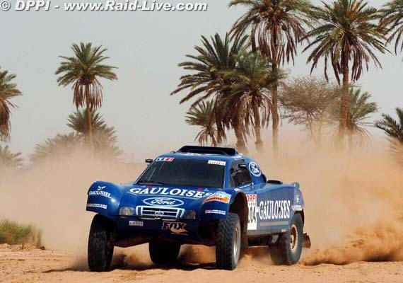 Jean-Louis Schlesser - Classic and Sports Car rallyes
