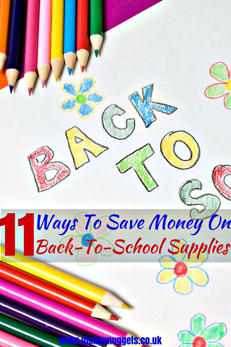Are you looking to save money on back-to-school supplies? Read this handy list before you start shopping and save yourself some money today.