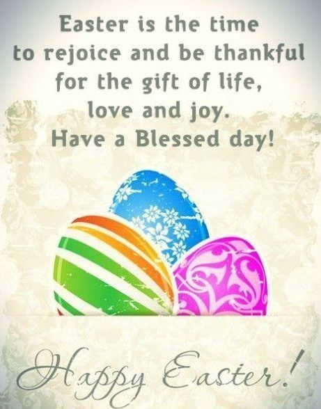 Happy Easter wishes quotes for Facebook