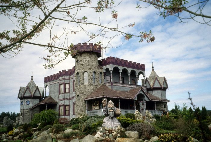 1. Troll Haven, Gardiner -- 11 Fascinating Spots In Washington That Are Straight Out of a Fairy Tale