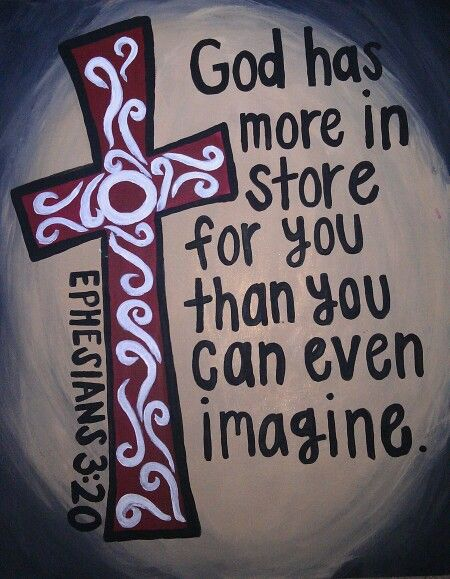 Inspirational - Bible Verse. Painting by Cassidy Conrad.