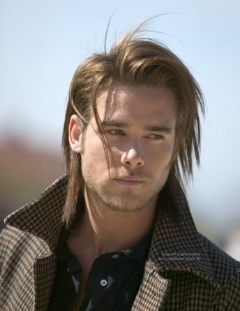 Hairstyle For Men Long Hair Trends