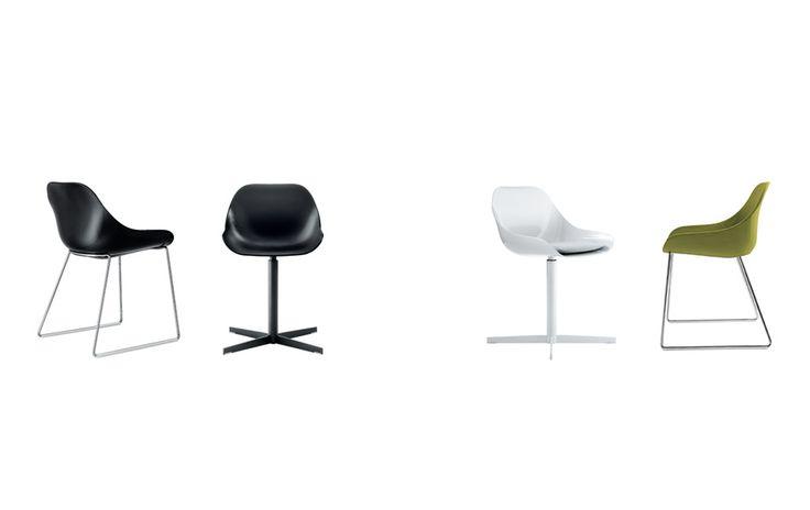 Biba - chair   Design: Enrico Franzolini