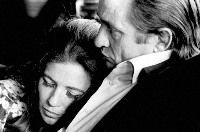 Jim Marshall - Johnny Cash & June Carter