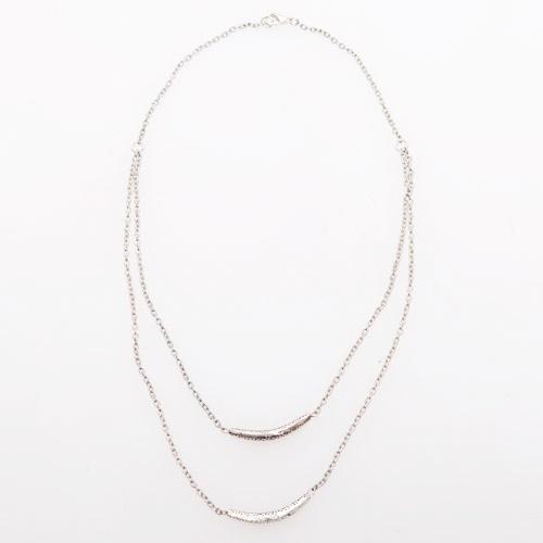Prasaja Siji Silver Necklace - Rp. 76.300