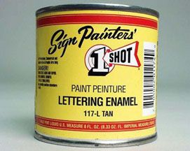 one shot lettering enamel 28 best images about lessons sign painting on 14017 | ad1c63c09d01999fe611e88a73f4b87e