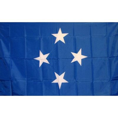 NeoPlex Micronesia Country Traditional Flag