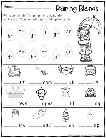 The 25 Best Blends Worksheets Ideas On Pinterest