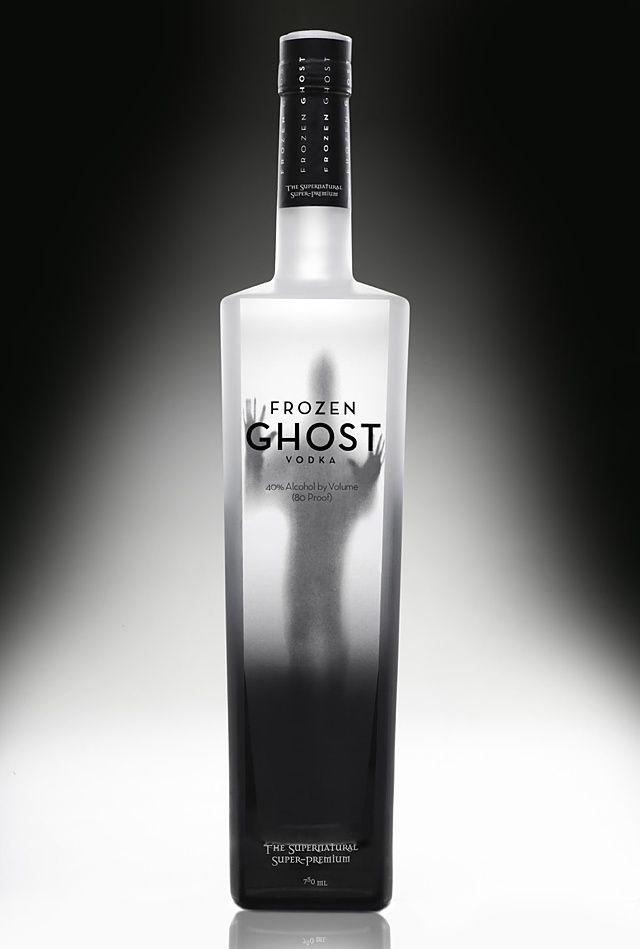 Frozen Ghost Vodka by Levenson & Hill