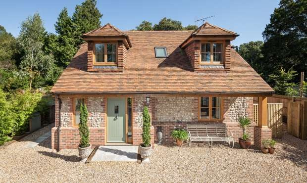 The epitome of energy and cost efficiency - this home was reportedly built on a £170,000 budget