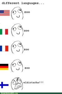 Differenze Linguistiche - zoo