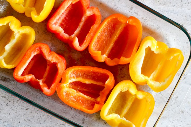 Whole30 Mexican-Inspired Stuffed Peppers