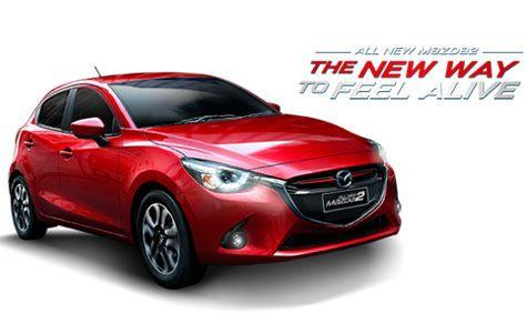 Kredit Mazda 2 Hatchback Bandung.Diskon, Paket Kredit DP ringan Mazda2