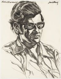Image result for jack beal charcoal portraits