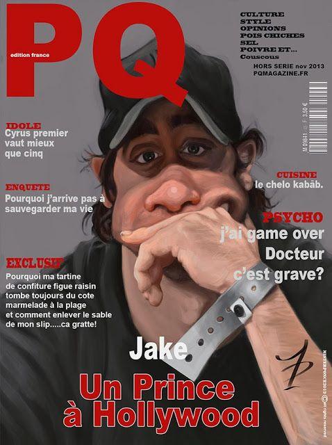 PQ - Jake Gyllenhaal