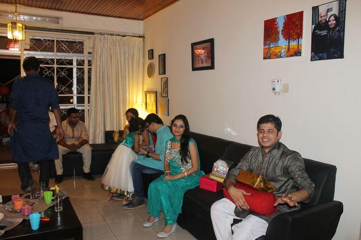 Diwali celebrations @ ESS, Ghana-4